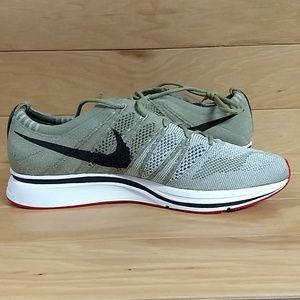 35c67919b3a4 Nike Shoes - Nike Flyknit Trainer Neutral Olive AH8396-201